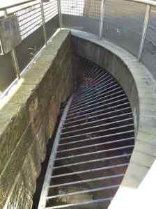 Hobart Rivulet, Elizabeth St Mall
