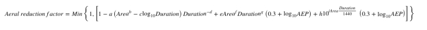 ARR2015 Book 2, Section 4.2, Equation 2.4.1