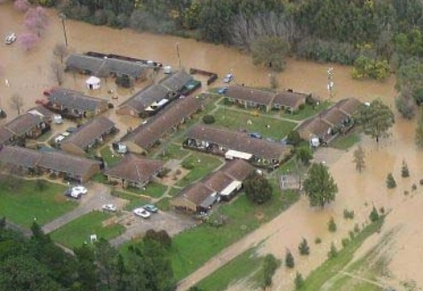 FloodedRetirmentHome